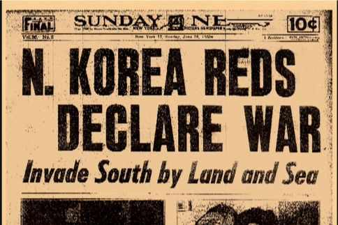 What caused the Korean War?