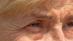 Why does skin become wrinkled?