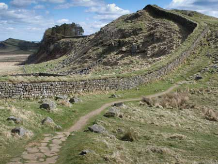 B And B Along Hadrian's Wall Hadrian S Wall Pictures to pin on Pinterest
