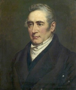 Who was George Stephenson?