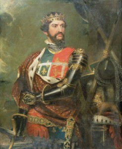 Who was the Black Prince?