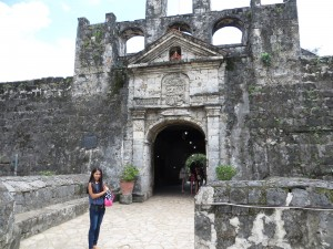 What is Fort San Pedro?